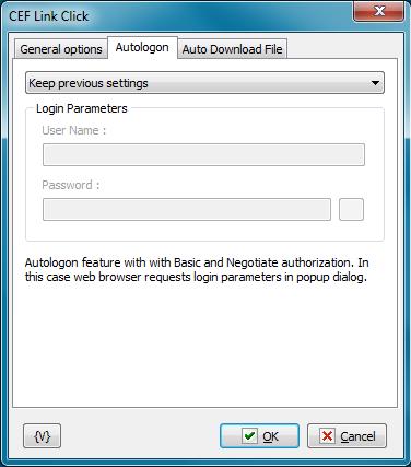 Cef Browser Settings
